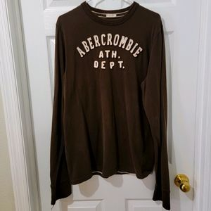 Abercrombie and Fitch Vintage Men's L/S Shirt
